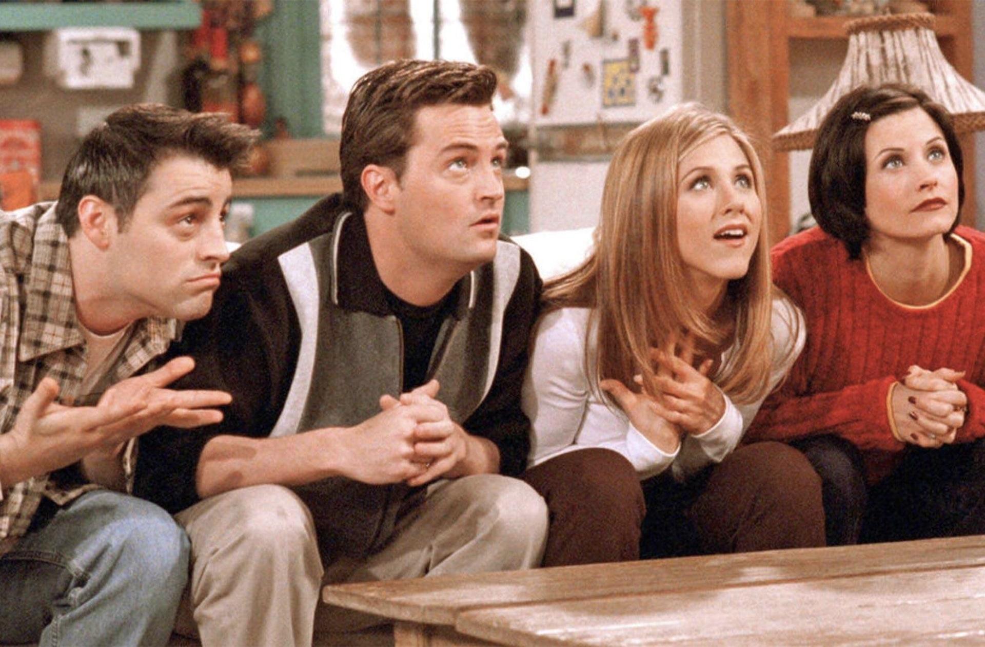 Connaissez-vous bien les répliques de «Friends»?