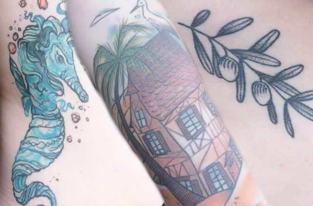 Les Street Tattoos de la rédac