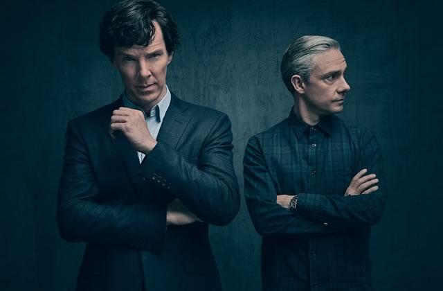 Sherlock saison 4 revient TRÈS bientôt (genre pas pour Noël mais pas loin)