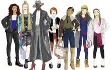Les tendances mode automne/hiver 2016-2017