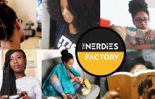 The Nerdies Factory, le nouveau collectif de meufs cool qui parlent pop-culture sur YouTube