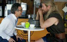 Flash info:pendant la «Civil War», Thor chillait en Australie…