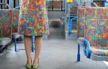 Les imprimés sièges de bus, la tendance de l'automne 2016 (non)
