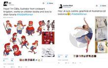 #VisibleWomen, le hashtag qui met en avant le travail des jeunes créatrices sur Internet
