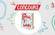 Le roman «Une semaine, 7 lundis» par Jessica Brody—10 exemplaires à gagner!