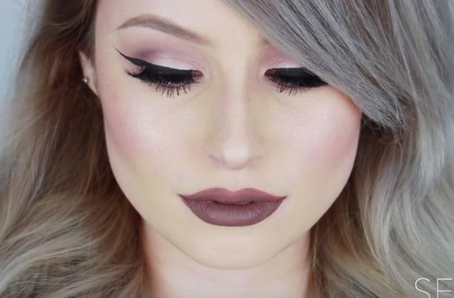 Comment adopter la tendance lèvres sépia?