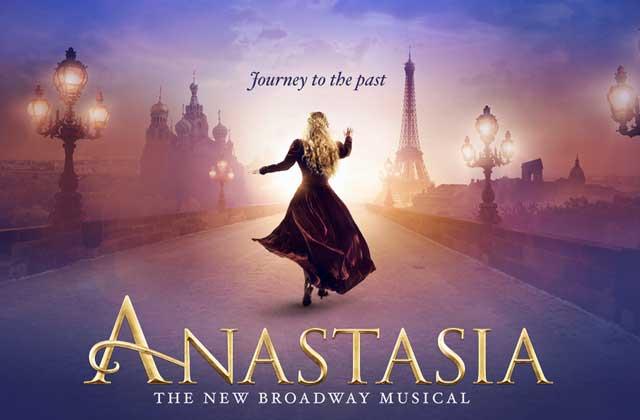 À quoi ressemble Dimitri en vrai? Voici les comédiens de la comédie musicale Anastasia!