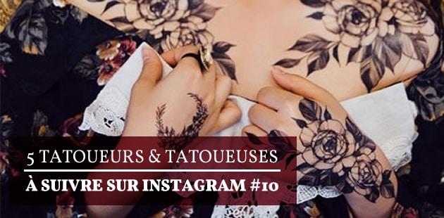 5 tatoueurs et tatoueuses àsuivre sur Instagram #10
