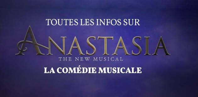 La comédie musicale «Anastasia» se dévoile (et j'hyperventile)