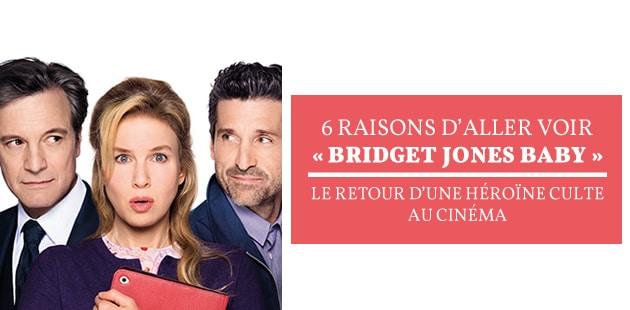 6 raisons d'aller voir «Bridget Jones Baby», le retour d'une héroïne culte au cinéma