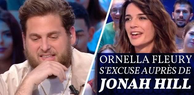 La Miss Météo du Grand Journal présente ses excuses à Jonah Hill