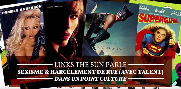 Links The Sun persiste et signe:oui, il était important de parler de féminisme!