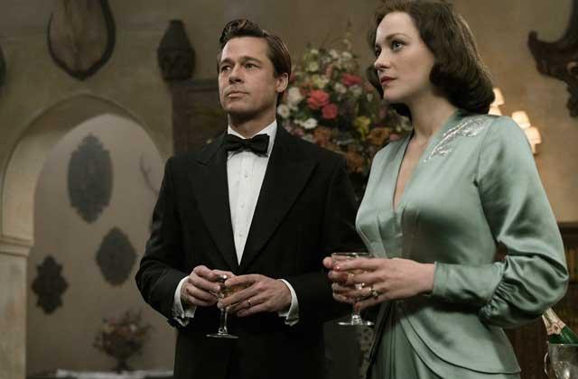 « Alliés », avec Marion Cotillard & Brad Pitt, a sa bande-annonce