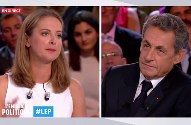 Nicolas Sarkozy cuisiné aux petits oignons dans l'Émission Politique sur France2