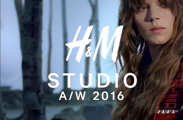 La nouvelle collection H&M Studio est sortie, et elle est déjà (presque) épuisée