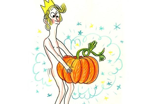 «La vérité sur les contes de fées» en dessins coquins, par Benjamin Chaud!
