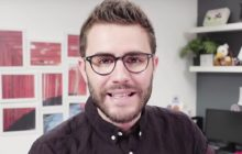 Cyprien, youtubeur, explique «C'est quoi être un youtubeur» (c'est très meta)