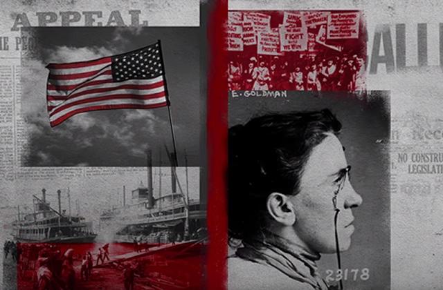 Feminist Frequency présente… la passionnante vie d'Emma Goldman, femme et anarchiste !