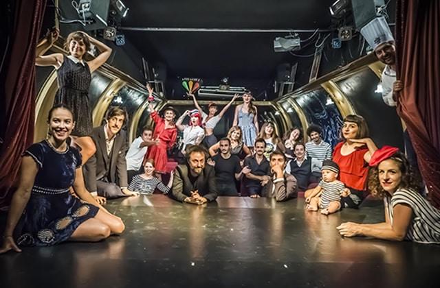 La Nouvelle Seine lance son festival «Let's Laugh Together»! (+concours)