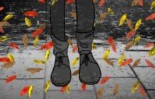 Ode à l'automne et à ses feuilles mortes, par Aliénor