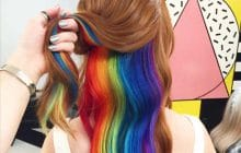 Le Hidden Rainbow, la crinière de licorne… bien planquée