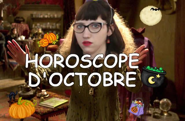 L'Horoscope de Madame Gomar – Octobre 2016