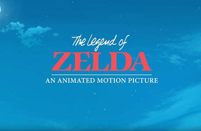 Zelda vu par le studio Ghibli, ça donne une vidéo magnifique