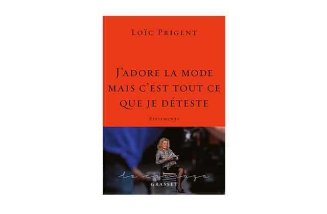 Loïc Prigent, l'atout LOL du monde de la mode, sort un livre!