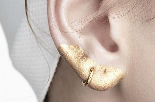 Le maquillage d'oreille, le WTF beauté de la Fashion Week