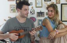 Marion Seclin & Jeremy reprennent «Blank Space» de Taylor Swift (au ukulélé)