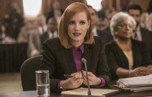 Jessica Chastain s'attaque au lobby des armes à feu dans «Miss Sloane»