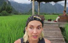 Natoo part au Laos… avec sa mère (et c'est beau)