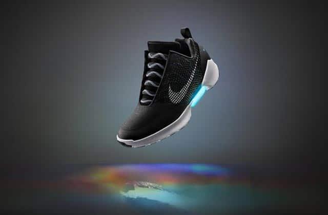 Le futur c'est maintenant:les Nike autolaçantes sortiront fin novembre!