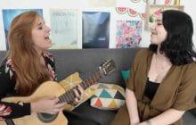 Sessions de l'été — Phenix & Lexy chantent un medley des Fugees et ça bouge!