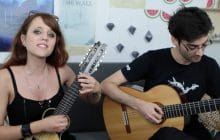Sessions de l'été — Pline & Dri reprennent «Rise » de Katy Perry au charango