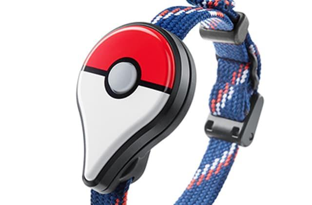 Le bracelet Pokémon Go Plus arrive enfin!