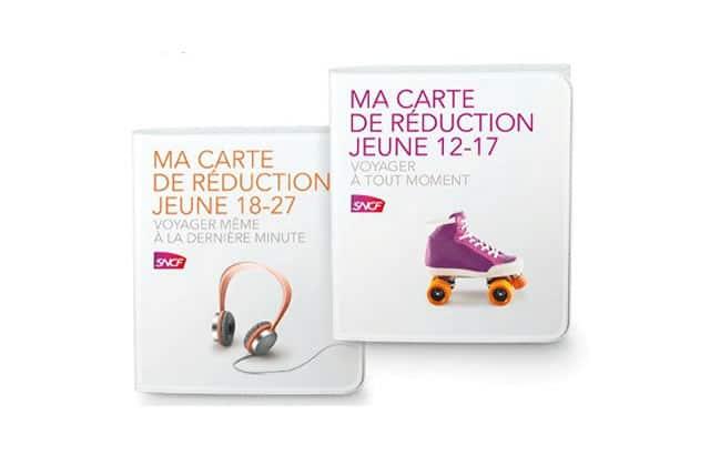 La carte jeune SNCF est à moitié prix jusqu'au 10 octobre!