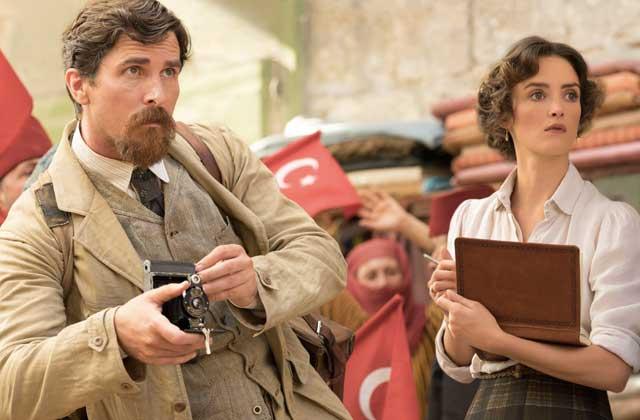 Le génocide arménien au cœur de «The Promise» avec Oscar Isaac et Christian Bale