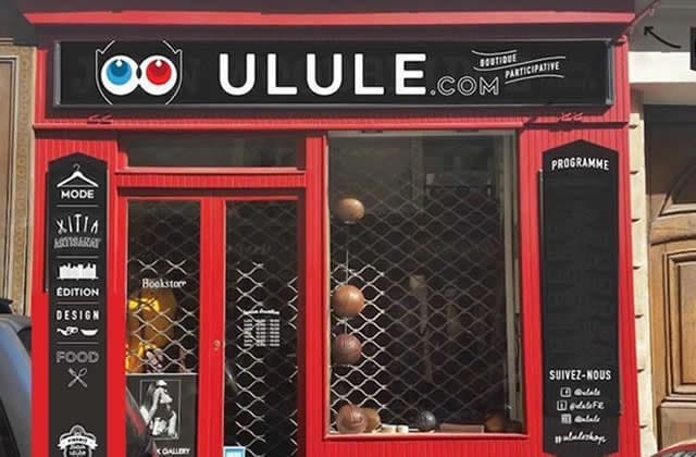 Ulule ouvre une boutique à Paris