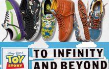 La collection Vans et Toy Story sort aujourd'hui !