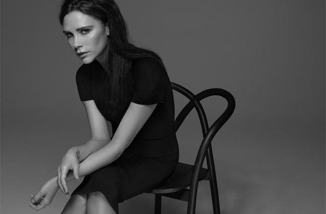 Victoria Beckham sort une collection de maquillage avec Estée Lauder