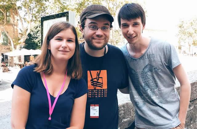 Antoine Daniel, le Frames Festival et le lancement de notre blog ! — Youdeo et ses avancées