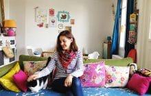 Dans la maison de Gwenaëlle, blogueuse à Maintenon (Eure-et-Loir)