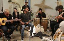 Balkan Beat Box te donne la pêche avec leur interprétation Itrusted you!