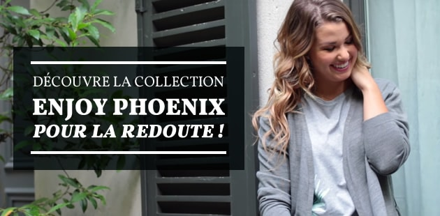 La collection Enjoy Phoenix pour La Redoute est disponible !