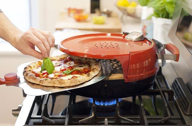 Le four à pizza individuel, parce que la vie est parfois merveilleuse