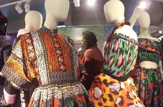 H&M x Kenzo : un petit tour au showroom de la collection