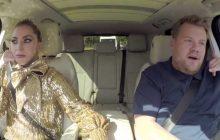 Lady Gaga embarque dans le Carpool Karaoke de James Corden