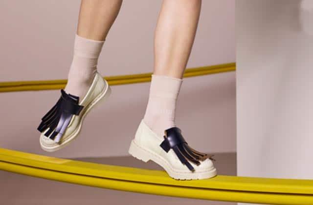 Marni revisite des chaussures iconiques pour Zalando