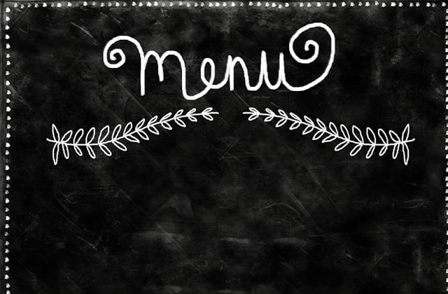 En panne d'inspiration culinaire? Découvre des idées de menus hebdomadaires!